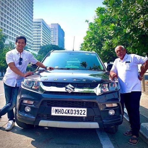 Akshay Kelkar's Car