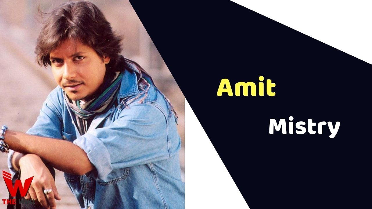 Amit Mistry (Actor)