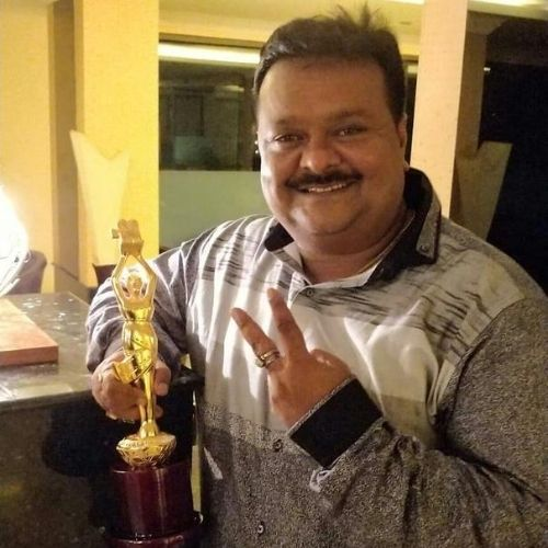 Ansh Sinha Father