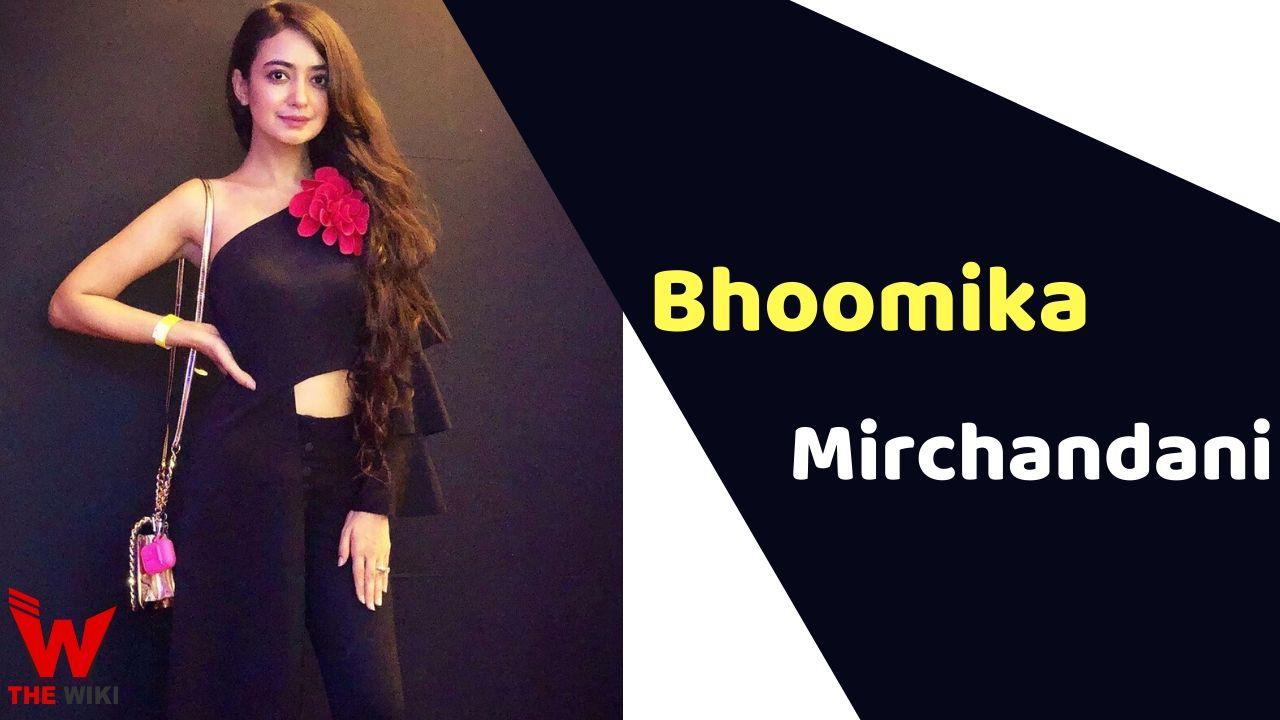 Bhoomika Mirchandani (Actress)