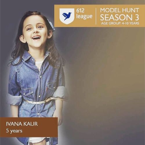 Ivana Kaur at Model Hunt Season 3