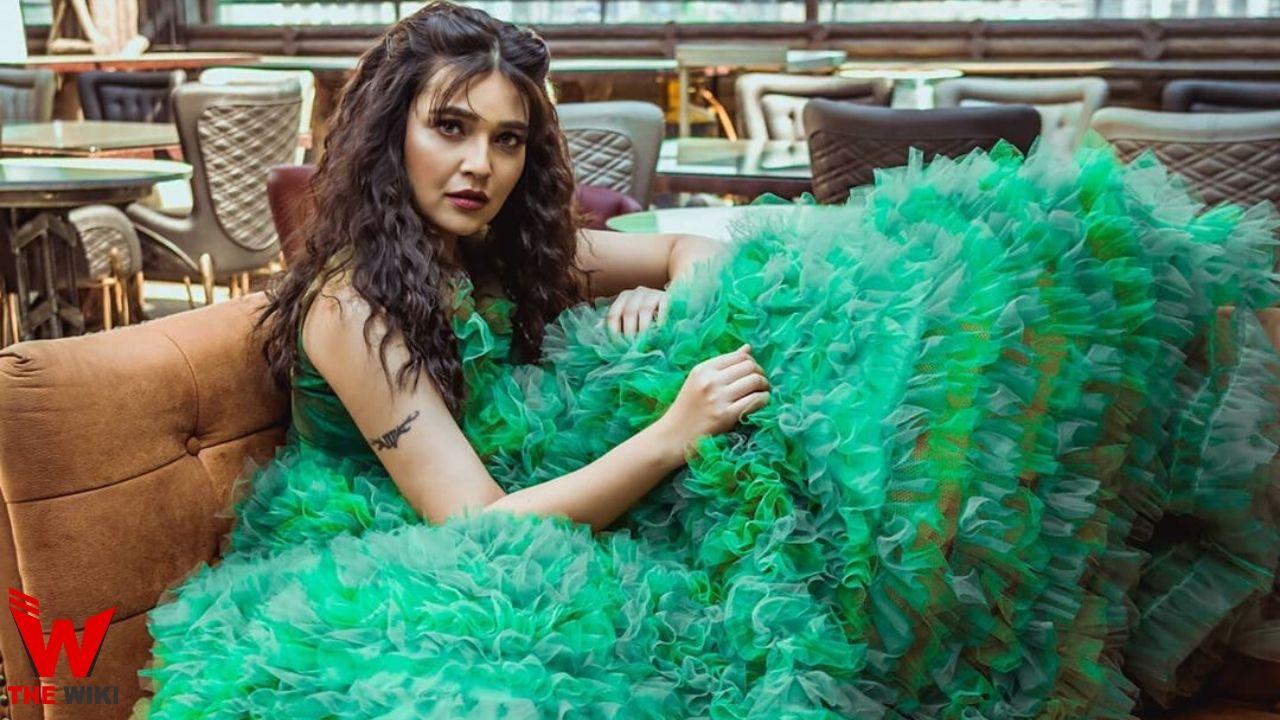 Mansi Srivastava (Actress)