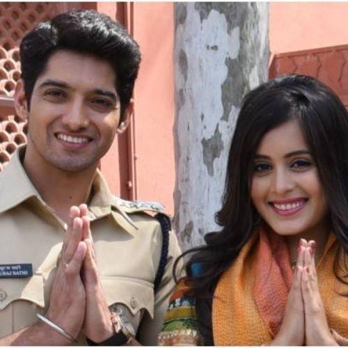 Mayank Arora and Rhea Sharma