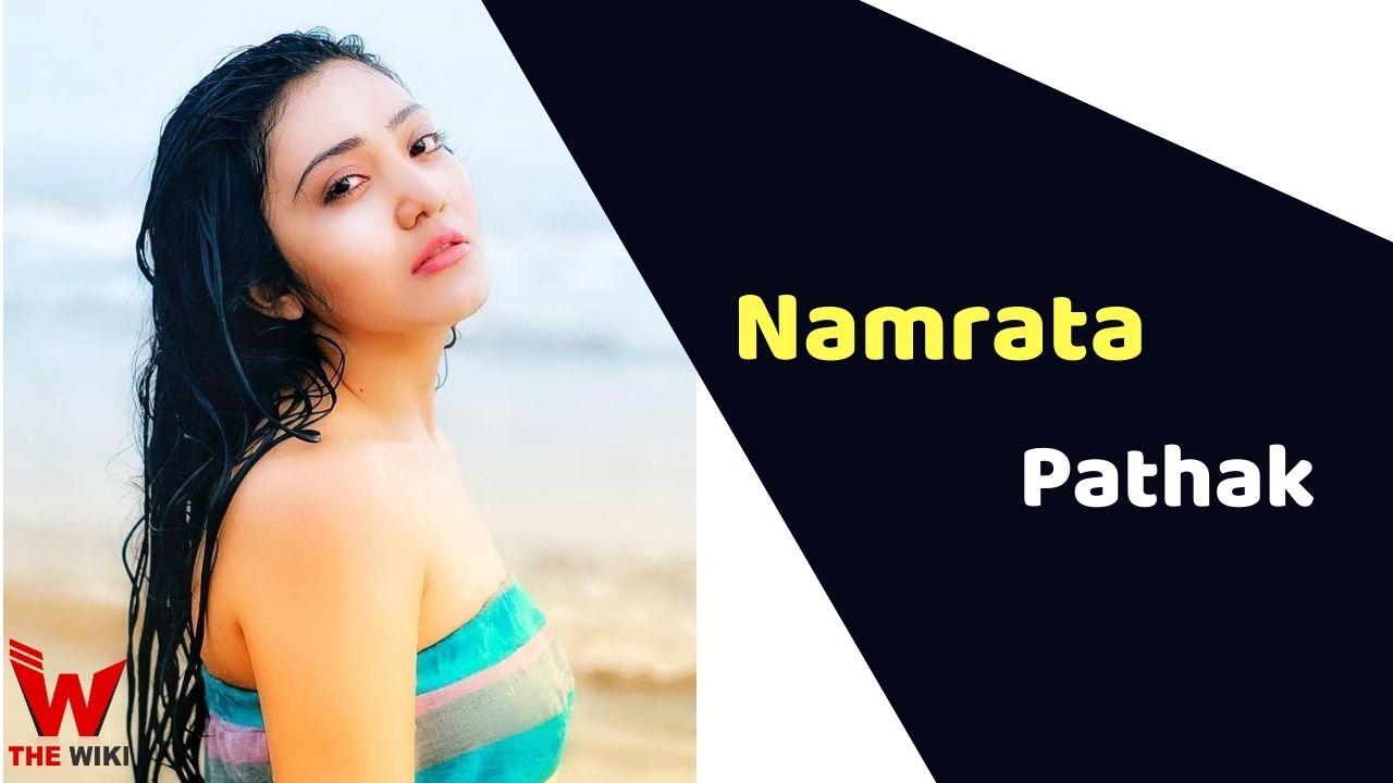 Namrata Pathak (Actress)