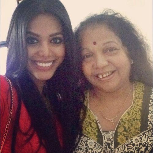 Natasha Suri Mother