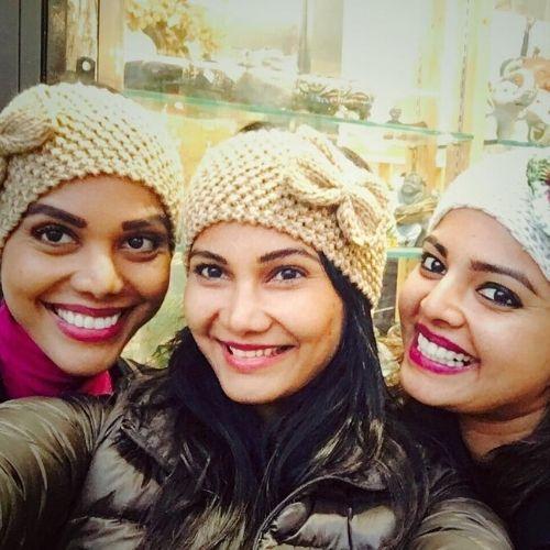 Natasha Suri Sisters