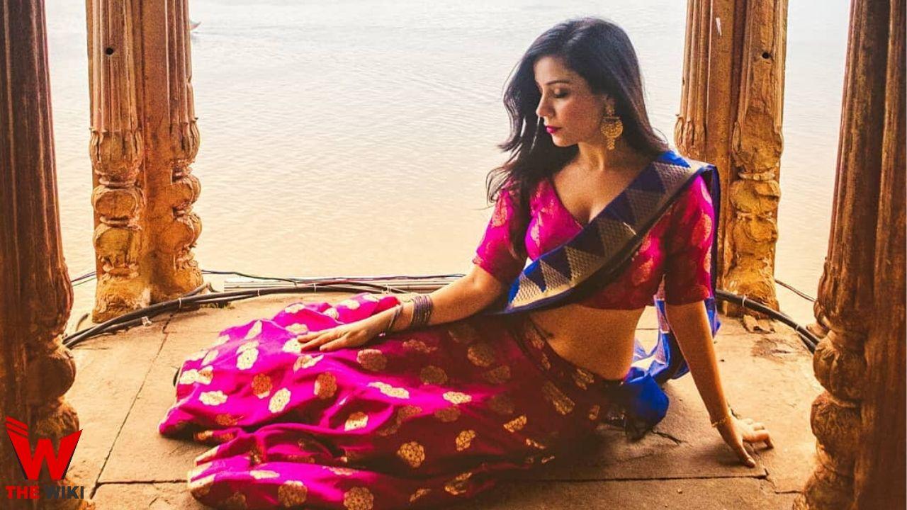 Ruby Bharaj (Actress)
