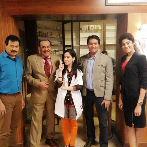 Ruby Bharaj in CID