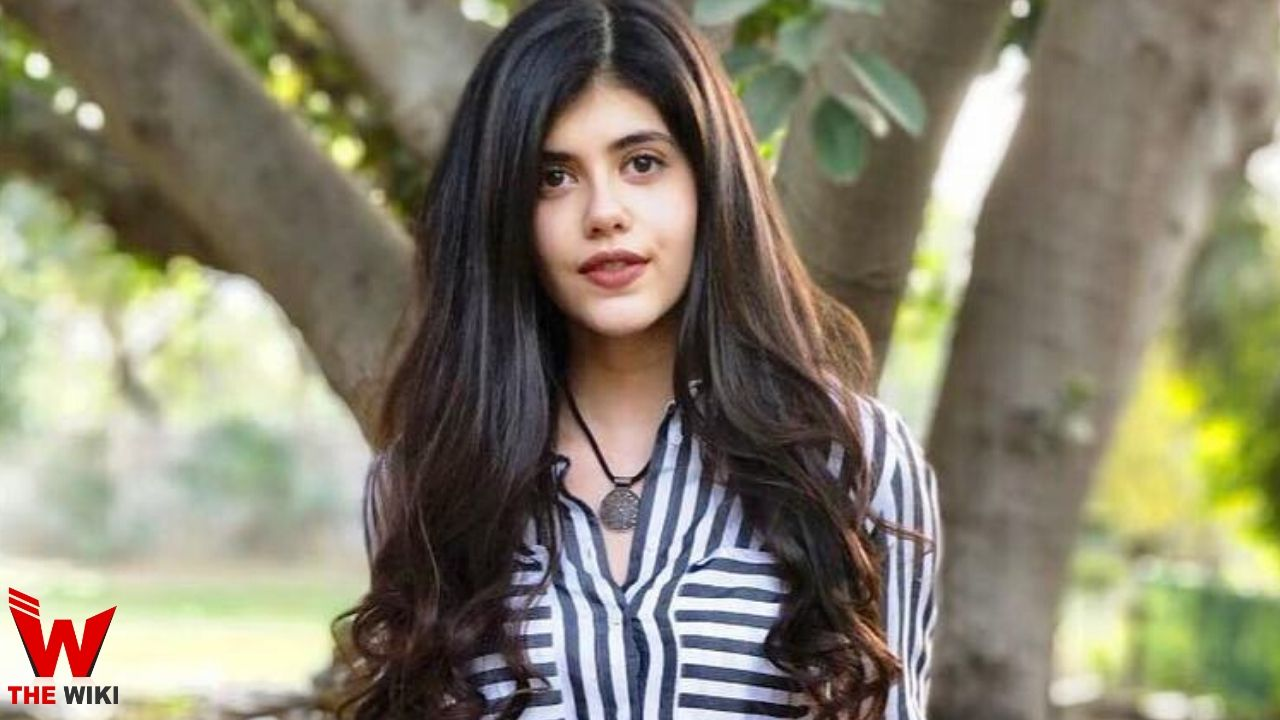 Sanjana Sanghi (Actress)