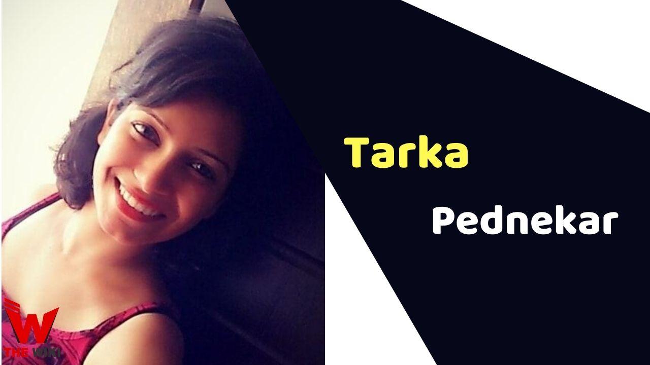 Tarka Pednekar (Actress)