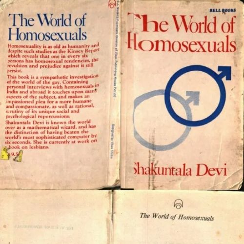 The World of Homosexuals Book