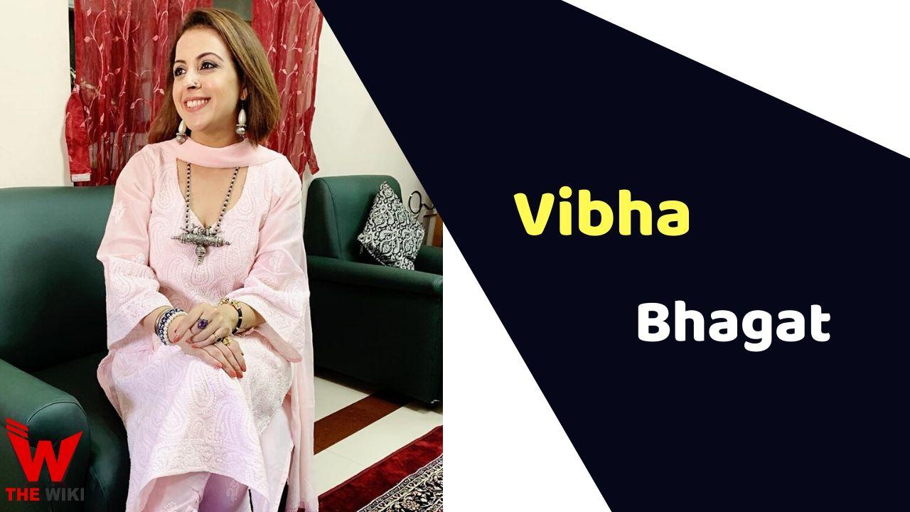 Vibha Bhagat (Actress)