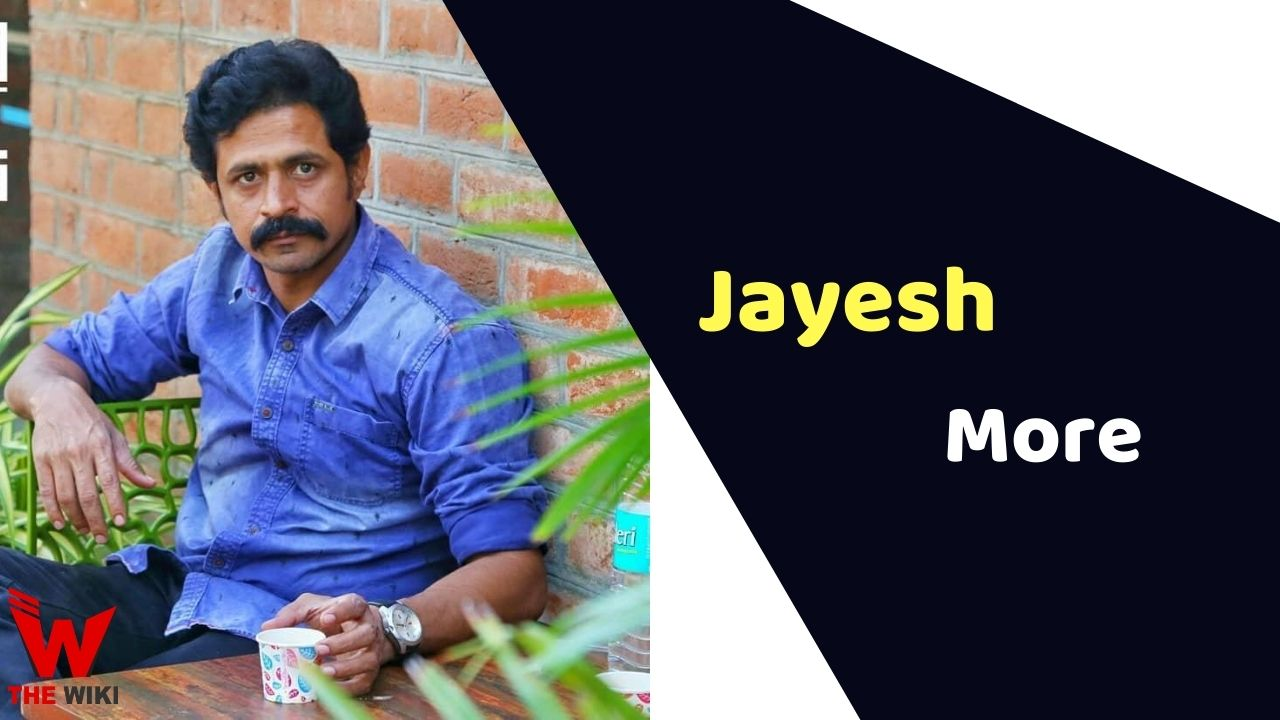 Jayesh More (Actor)