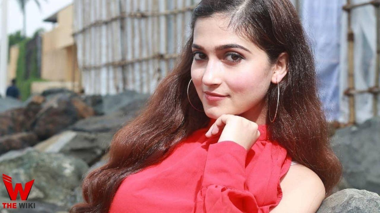Joshna Mudvari (Actress)