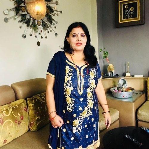 Joshna Mudvari Mother
