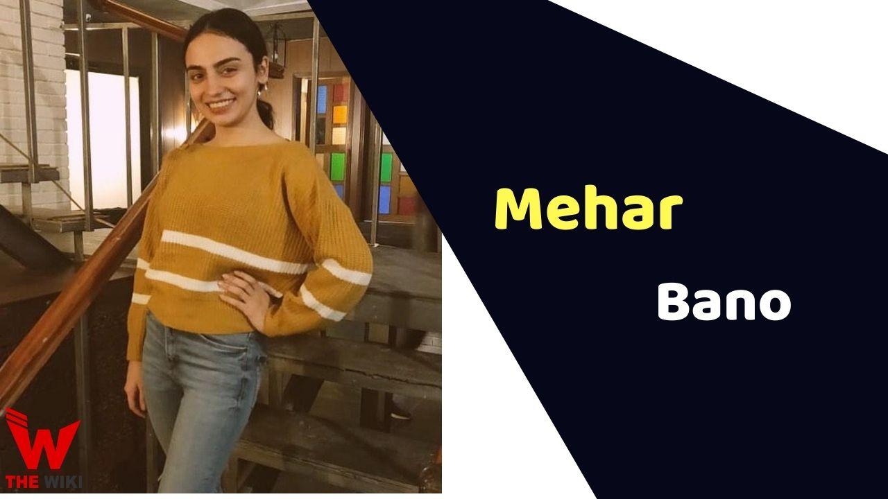 Mehar Bano (Actress)