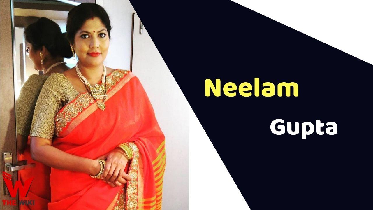 Neelam Gupta (Actress)