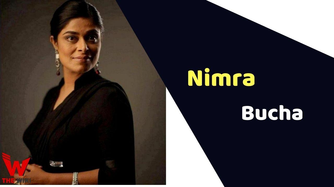 Nimra Bucha (Actress)