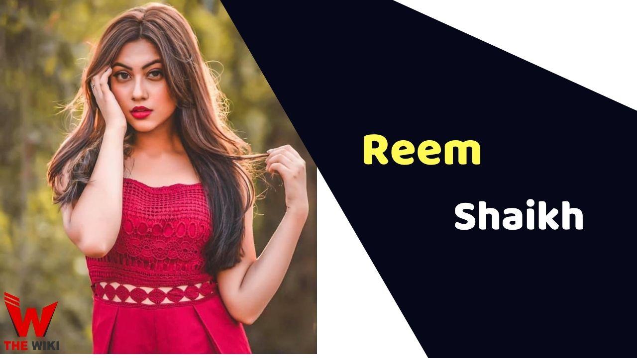Reem Shaikh (Actress)