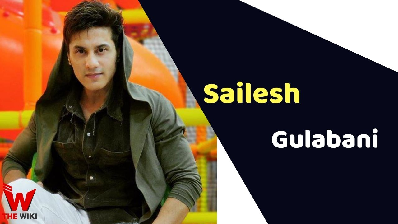 Sailesh Gulabani (Actor)