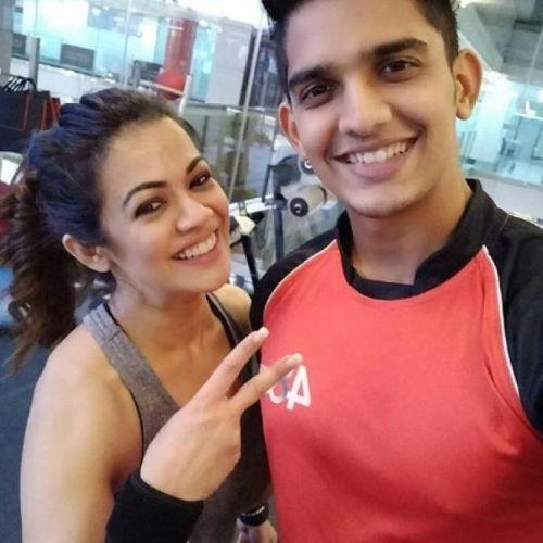 Shweta Gulati and Mahesh Shelat