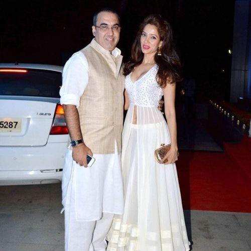 Vidya Malvade and Sanjay dayma