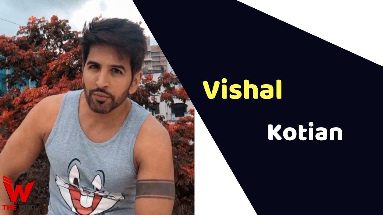 Vishal Kotian (Actor)