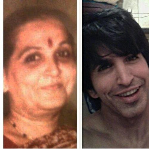 Vishal Kotian Mother
