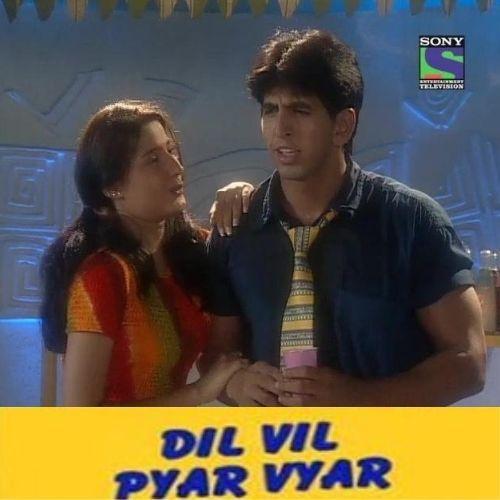 Vishal Kotian in Dil Vil Pyar Vyar