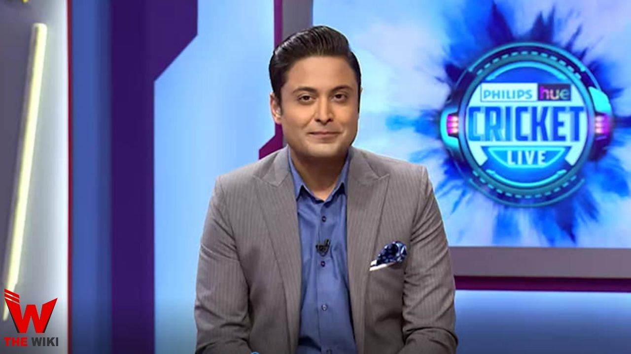Anant Tyagi (Sports Anchor)