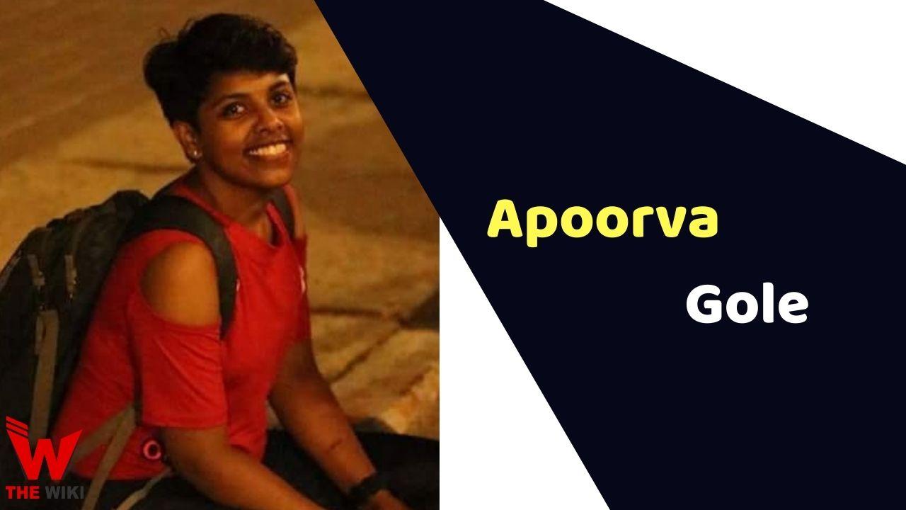 Apoorva Gole (MTV Roadies)
