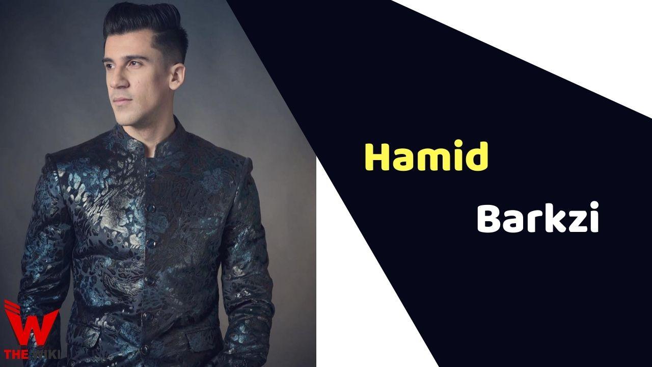 Hamid Barkzi (MTV Roadies)