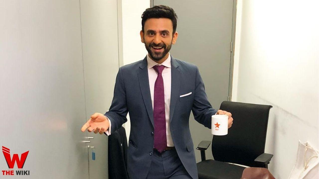 Jatin Sapru (Sports Anchor)