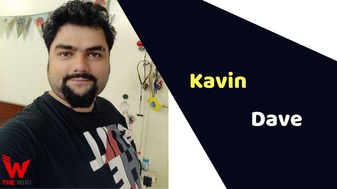 Kavin Dave (Actor)