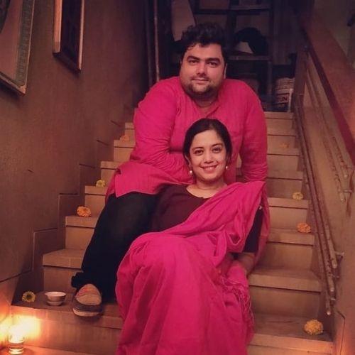 Kavin Dave and Sarika Singh