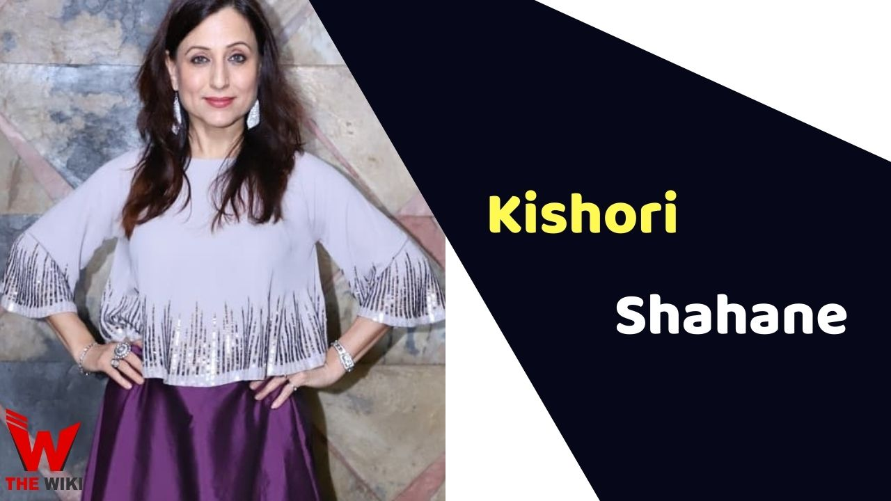 Kishori Shahane (Actress)