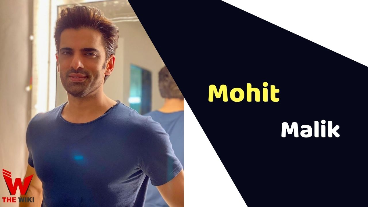Mohit Malik (Actor)
