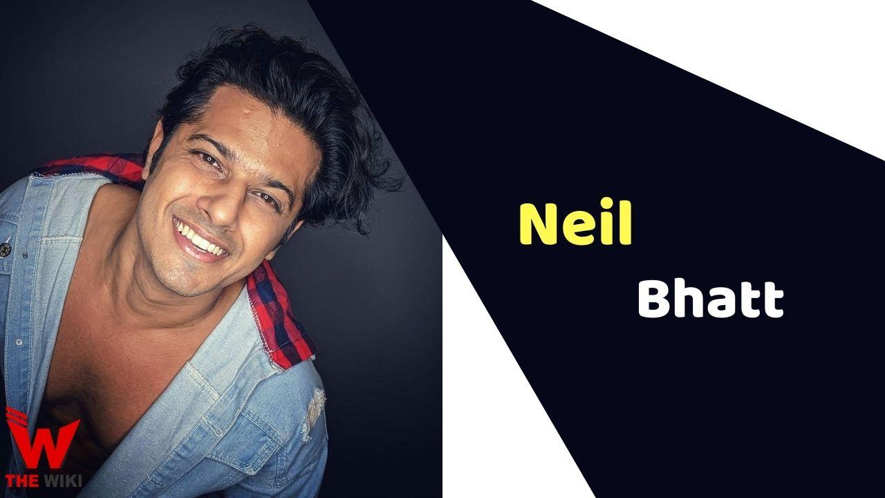 Neil Bhatt (Actor)