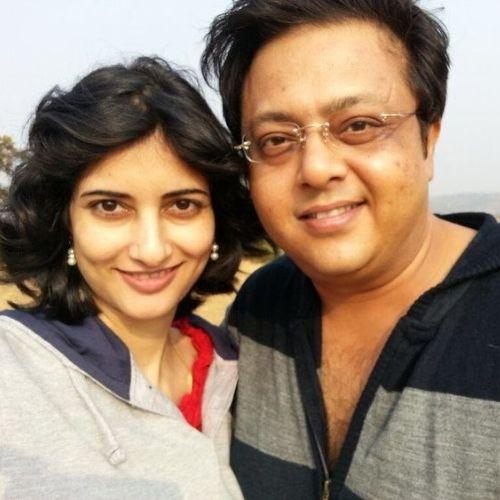 Nitesh Pandey and Arpita Pandey
