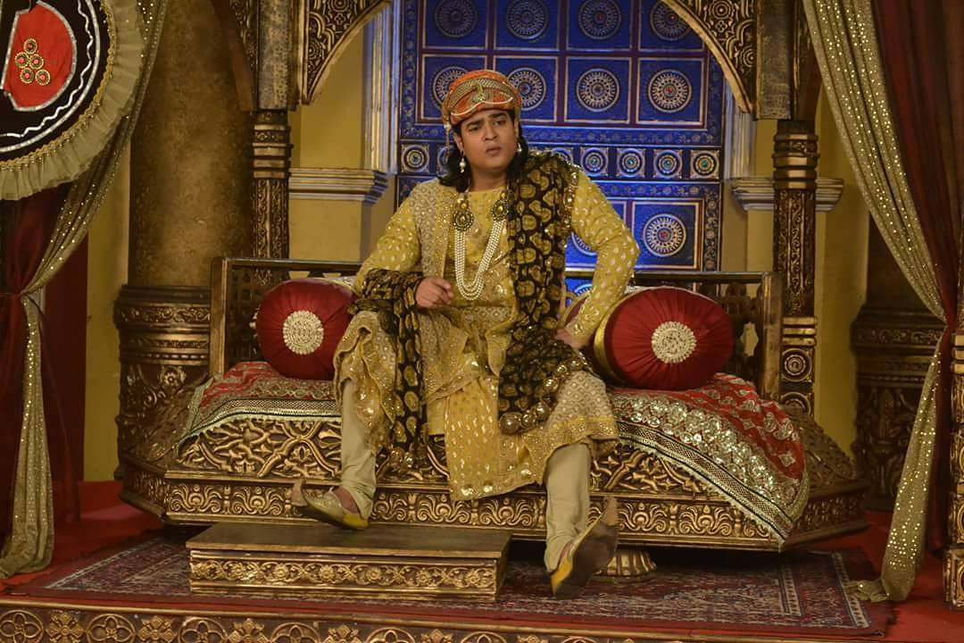 Pawan Kumar in Har Mushkil Ka Hal Akbar Birbal