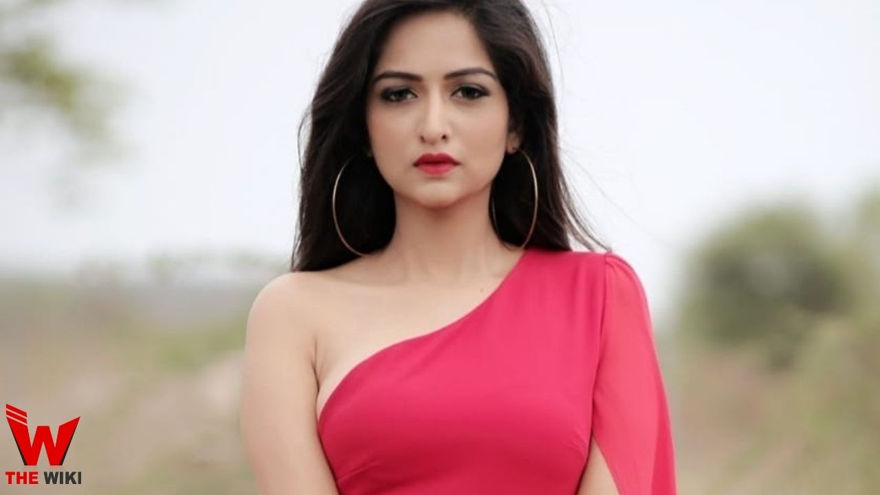 Sejal Jaiswal (Model)