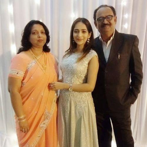 Sejal Jaiswal Parents