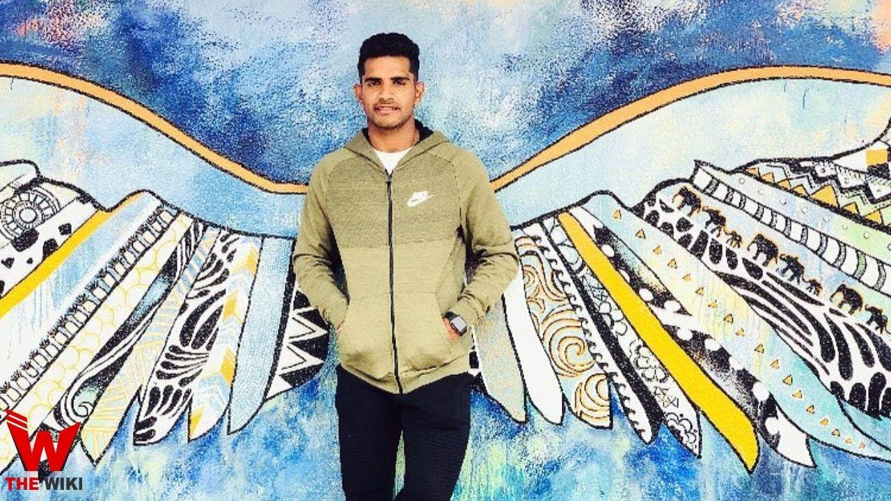Shivam Mavi (Cricketer)