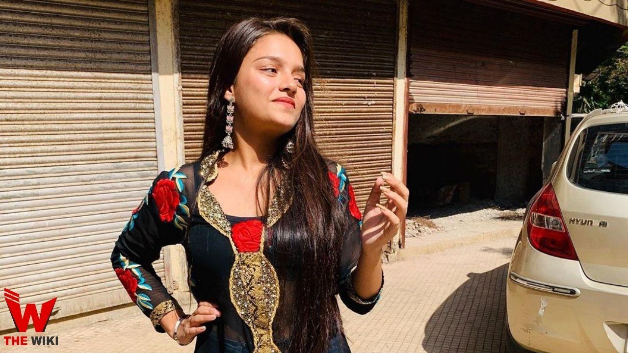 Trupti Mishra (Actress)