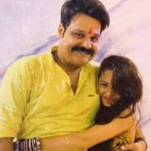 Trupti Mishra Father