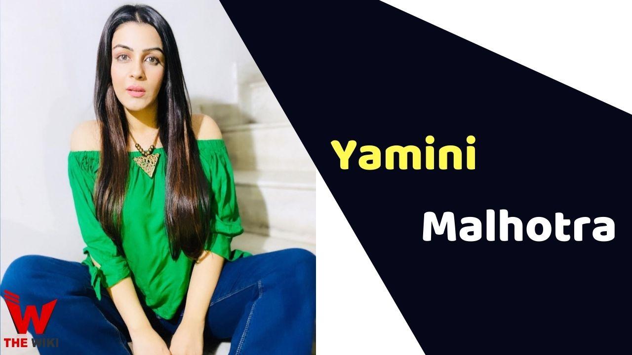 Yamini Malhotra (Actress)