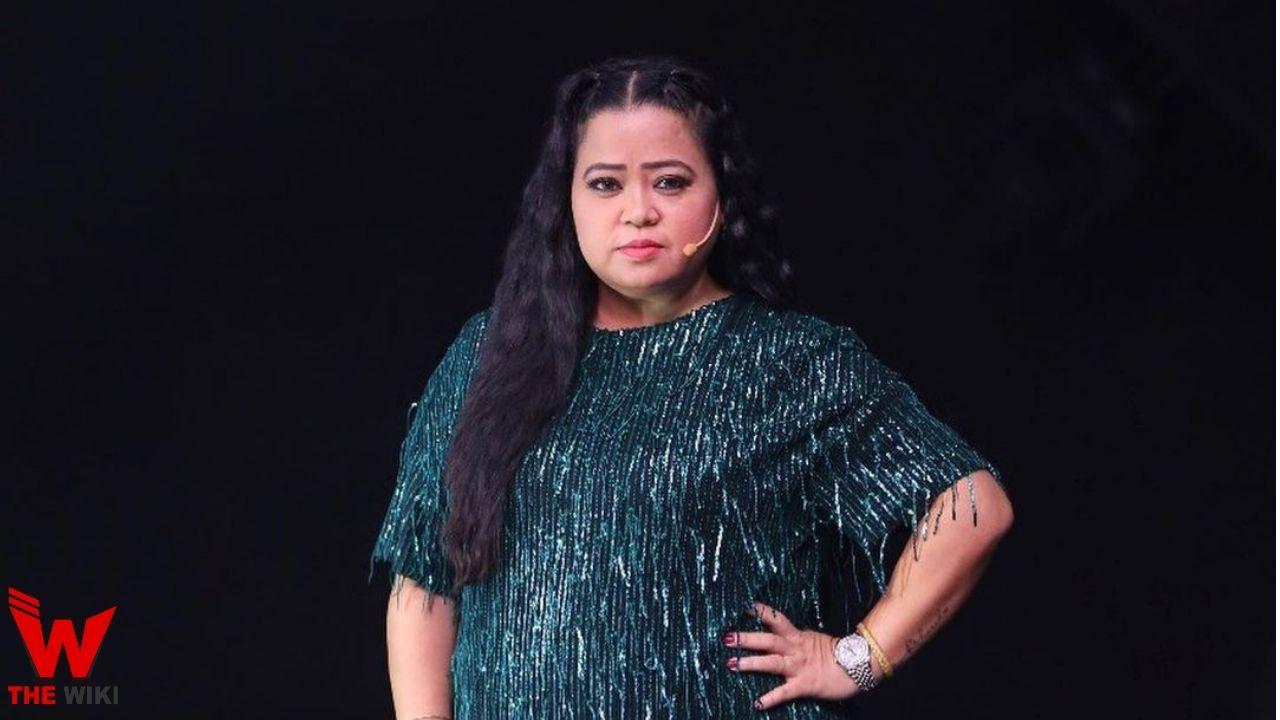 Bharti Singh (Comedian)