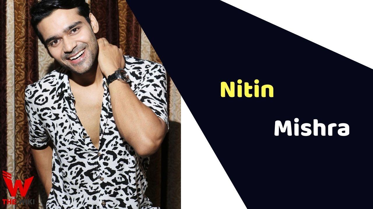 Nitin Mishra (Actor)