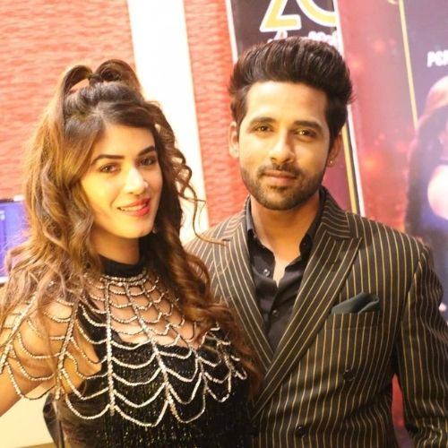 Puneesh Sharma and Bandgi Kalra