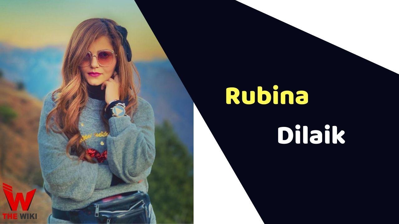 Rubina Dilaik (Actress)